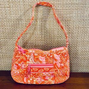 🌟HP🌟NWOT Sherbet Vera Bradley Shoulder Bag